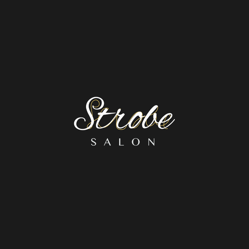 Logo Design for STROBE Salon