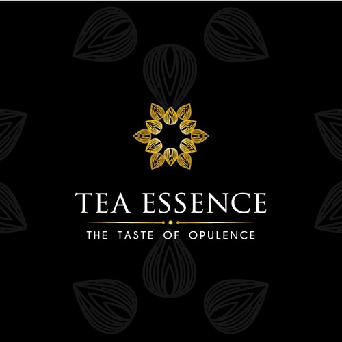 Tea logo and symbol