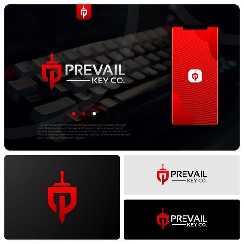 Prevail Key Co. Logo