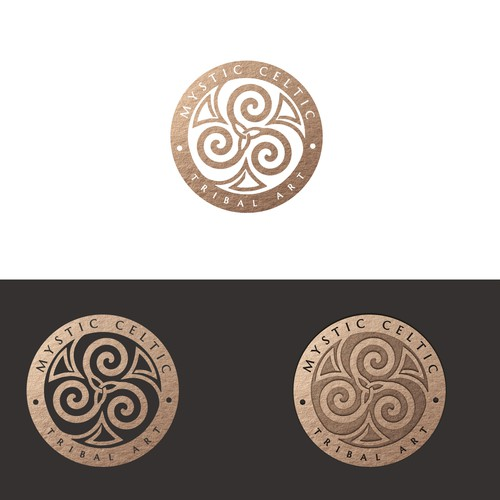 MYSTIC CELTIC TRIBAL ART