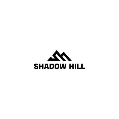 Shadow Hill logo designs