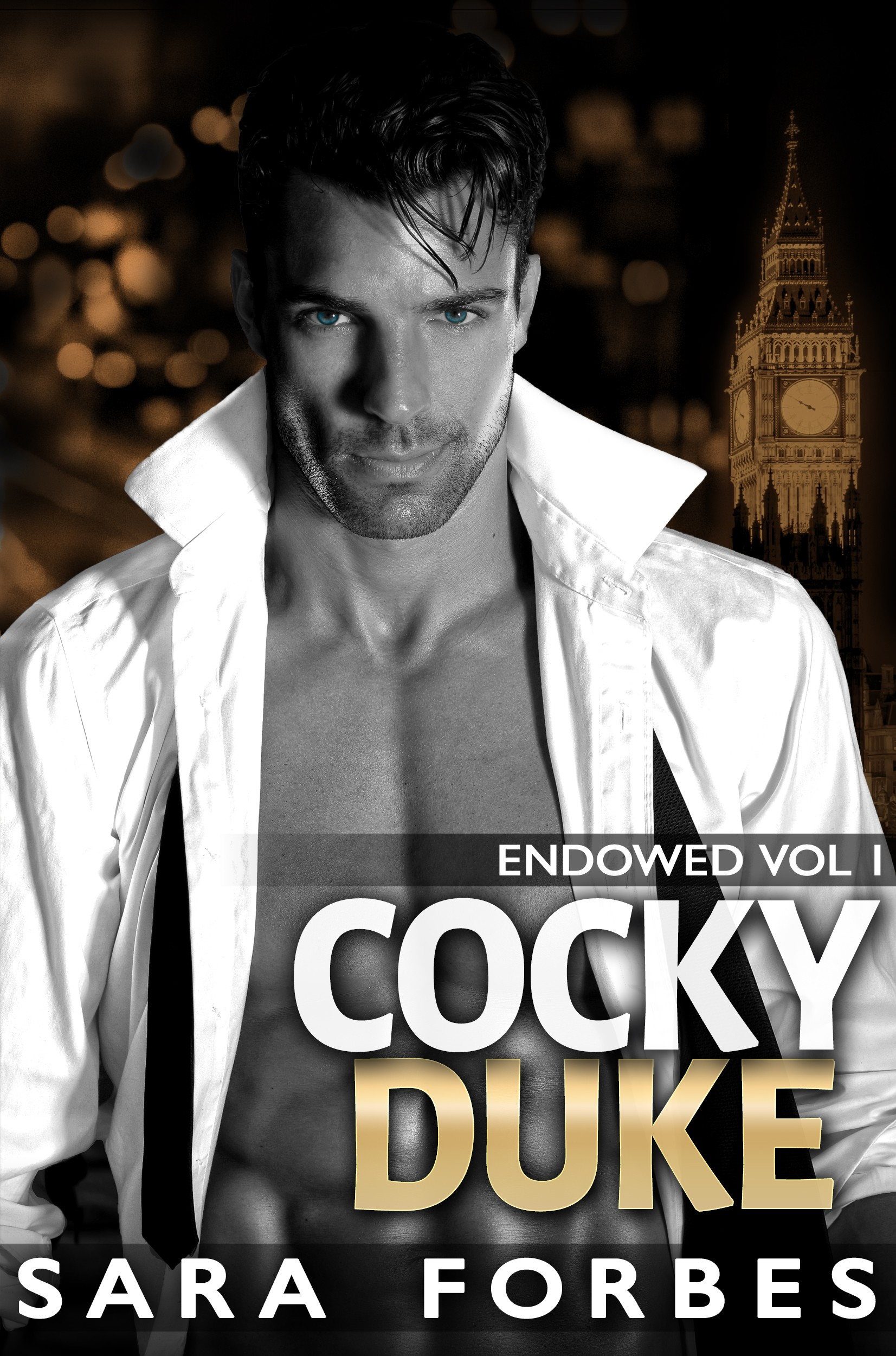 Create hot cover for Sara Forbes' latest romantic billionaire series!