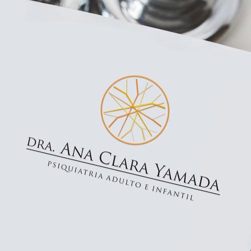Logo para Dra Ana Clara Yamada