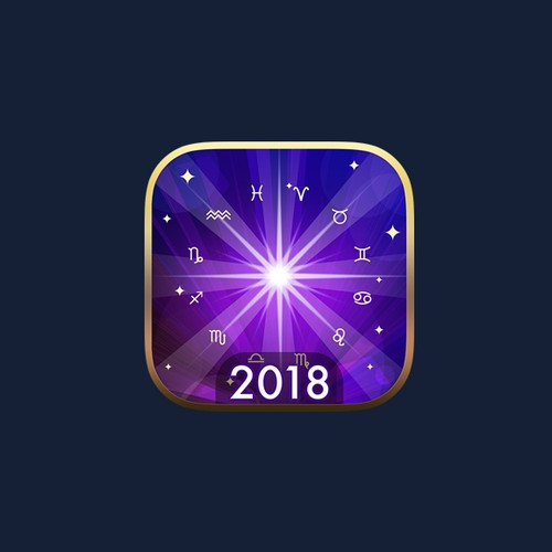 App Icon for Daily Horoscope/Astrology App