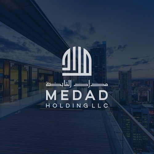 Logo & Brand Identity for MEDAD HOLDING LLC
