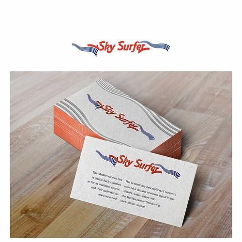 logo for Sky Surfer