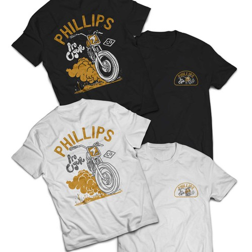 Phillips ProCycle Tees Design