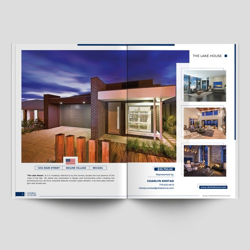Coldwell Banker Global Luxury Magazine