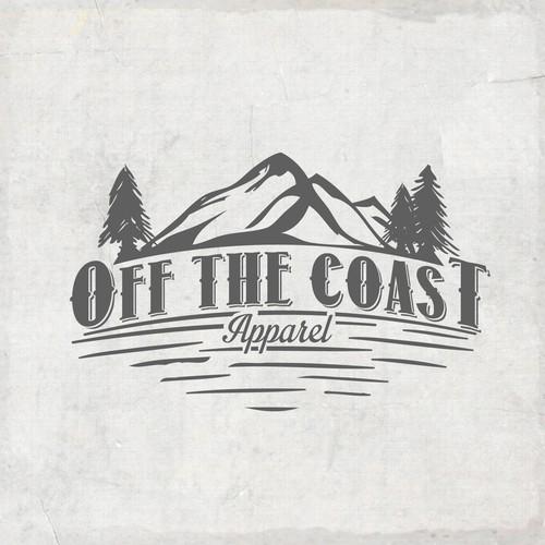 Logo for apparel company