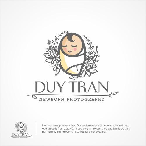 Duy Tran logo