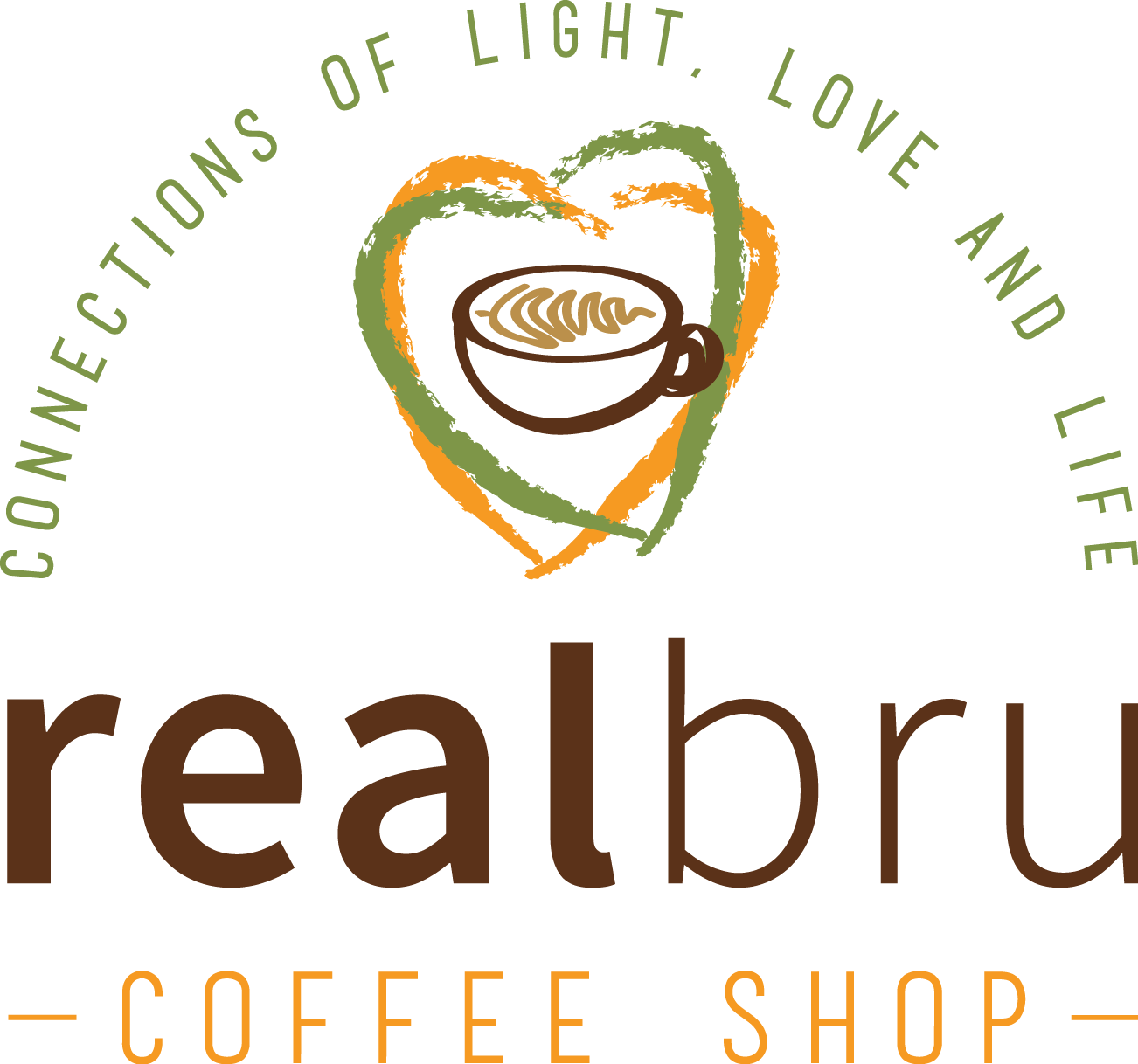 Create a fun and interesting brand for a different kind of coffee shop