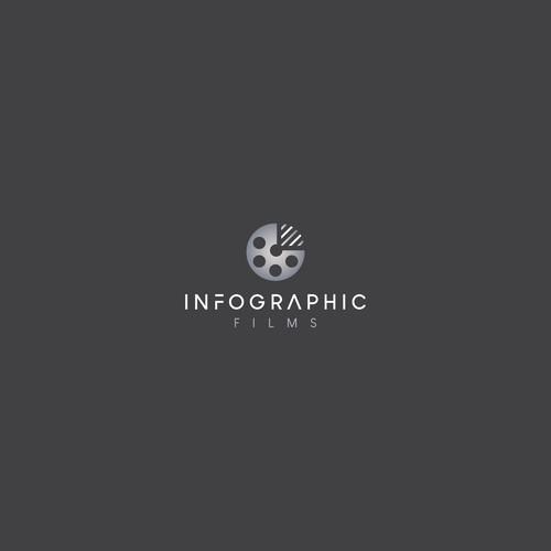 Logo design for Infographics Films