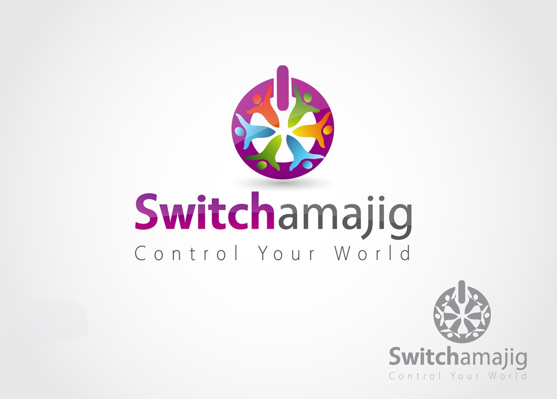 Create the next logo for Switchamajig