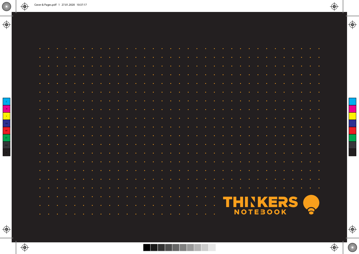 THINKERS Notebook v3