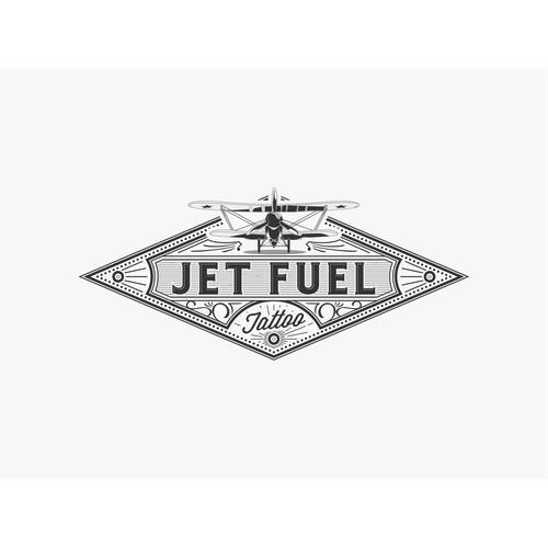 ★★ Logo for TATTOO Shop needed - CREATE an Aviation themed Logo★★