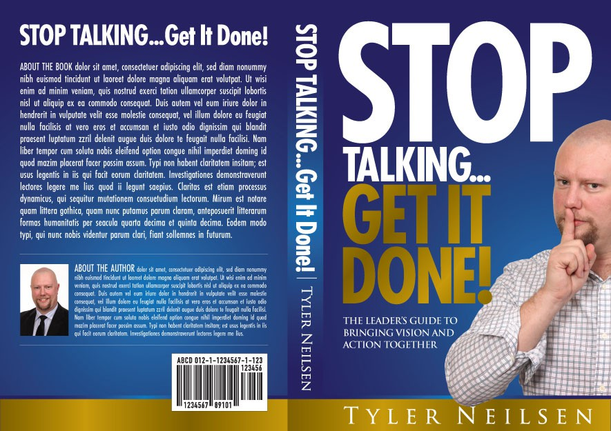 book cover for Tyler Neilsen