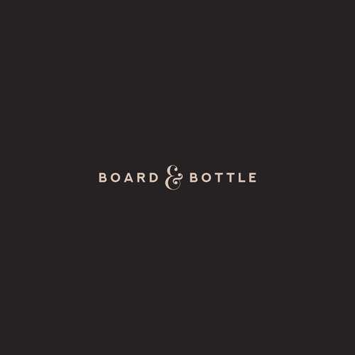 Board & Bottle