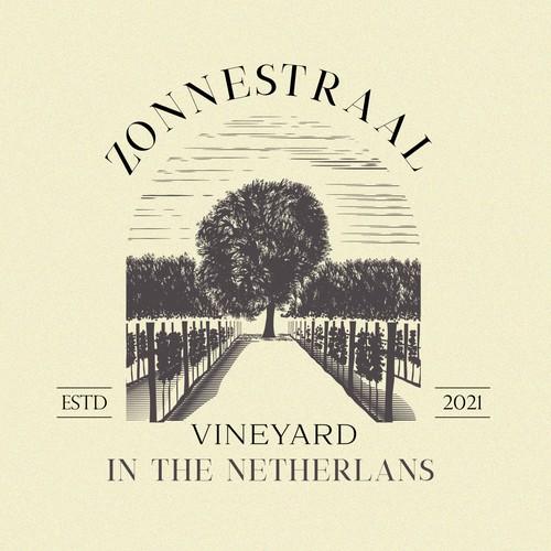 Private vineyard logo