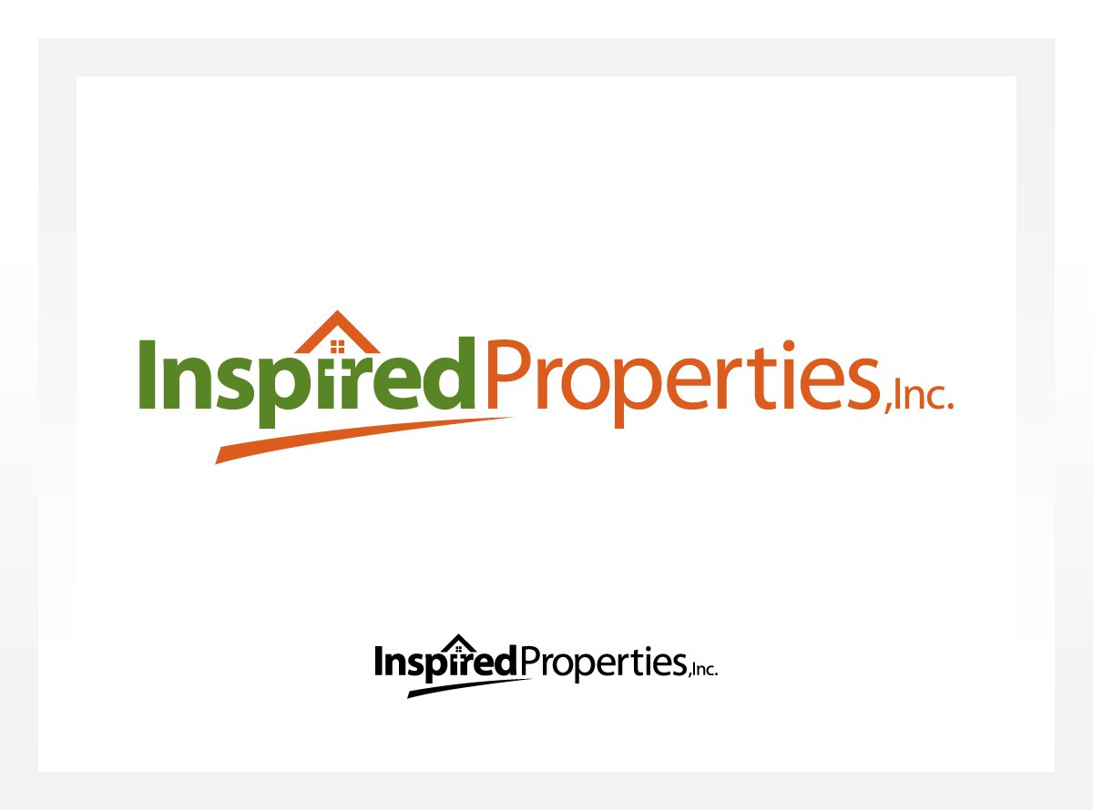 Create the next logo for Inspired Properties, Inc.