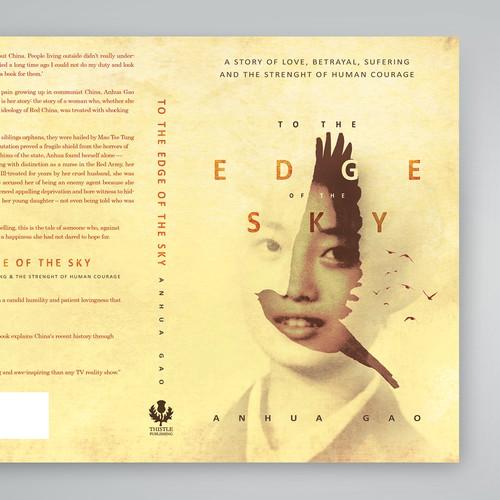 Memoirs Book Cover Design