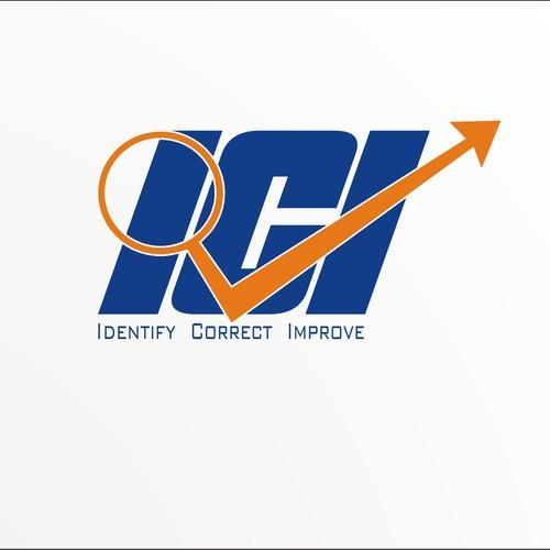 "Staffing Company's Safety Program needs a logo ""ICI: Identify, Correct, Improve"""