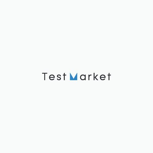logo contest entry for test market company