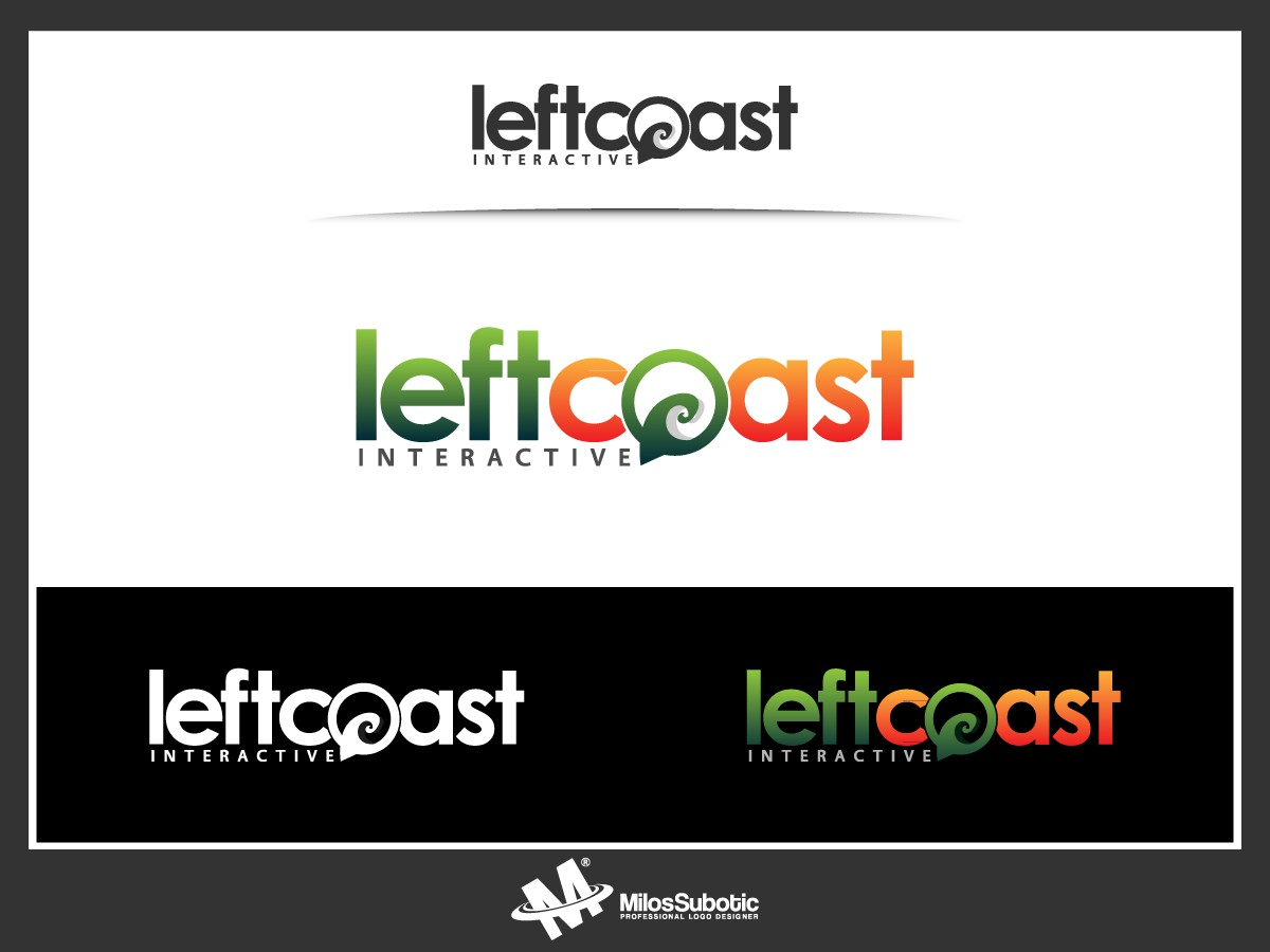 EXTENDED & GUARANTEED - Logo for Left Coast Interactive
