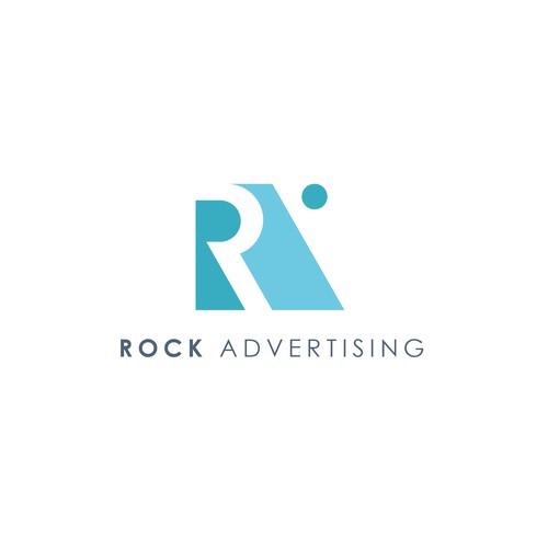 Modern Logo Concept for Advertising Company