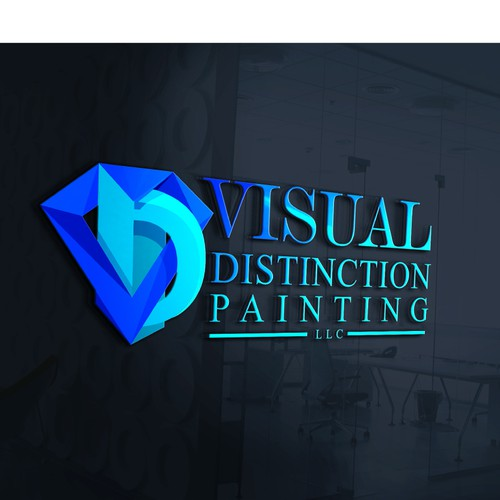 Visual distinction Painting