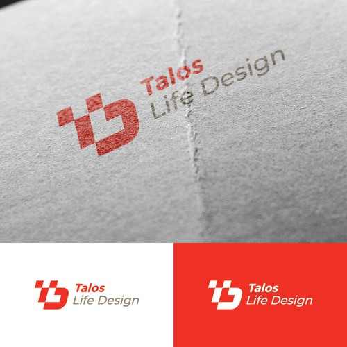 Logo design concept for Talos Life Design