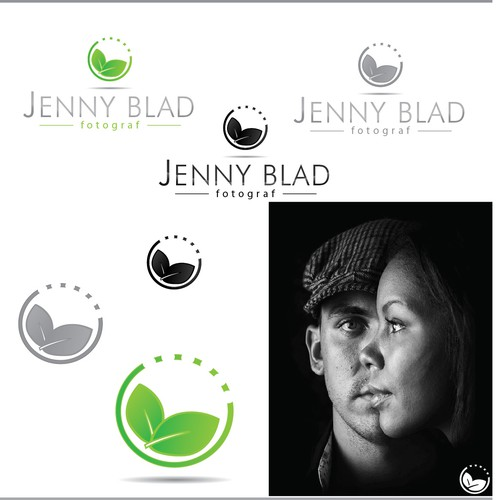 Jenny Blad needs a photography business logo... like 4 years ago.... haha!