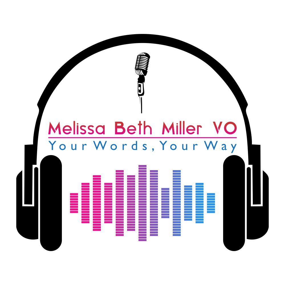 Design a versatile logo for an aspiring voice over artist!