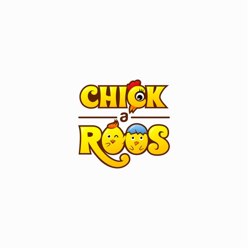 Logo design for Chick a Roos
