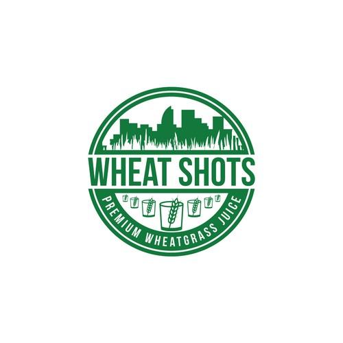 Logo for WHEAT SHOTS