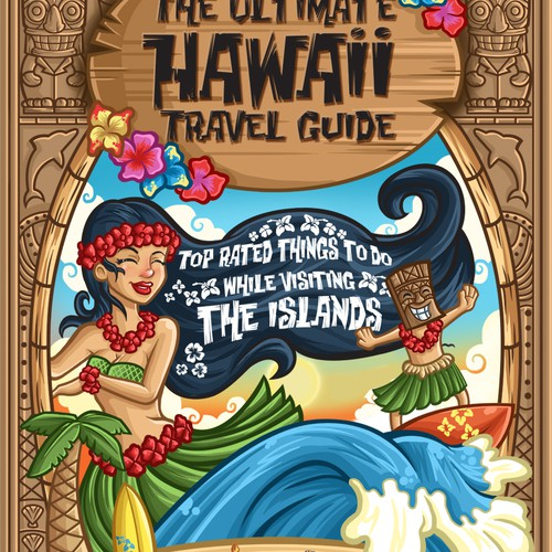 Ebook Cover - The Ultimate Hawaii Travel Guide