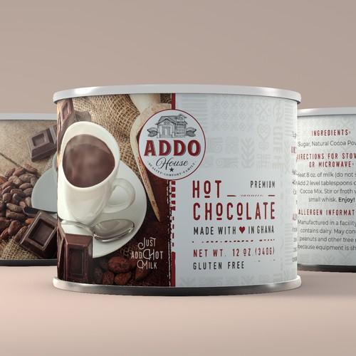 Addo House Hot Chocolate