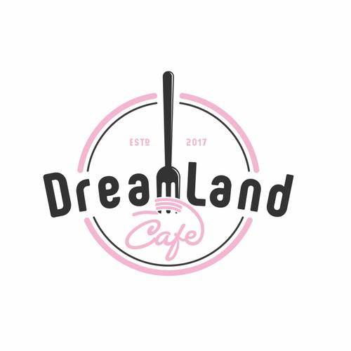 DreamLand Cafe logo