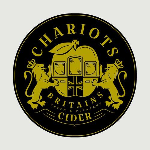 Classic logo design for a cider producer