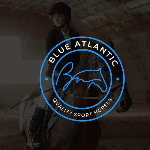 Logo & Brand Identity pack for  Blue Atlantic