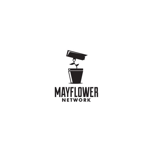 Logo design for Mayflower Network