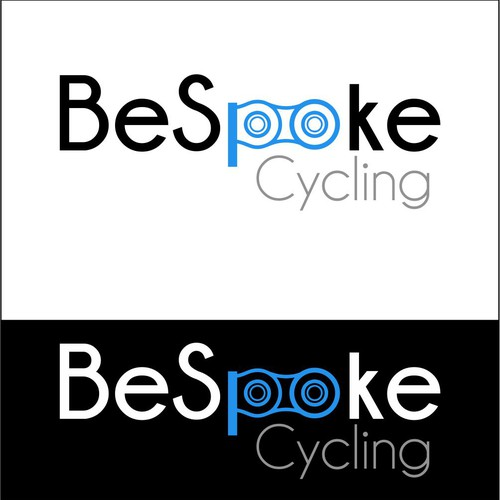 logo design to Bespoke cycling