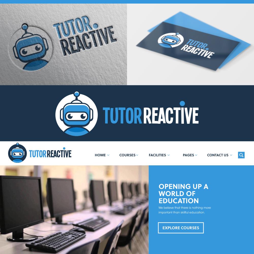 Design an unique logo for school tutoring