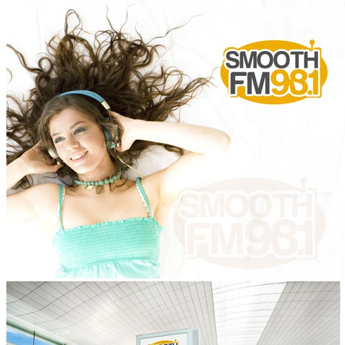 """Help """"Smooth FM 98.1"""" with a new Logo Design"""