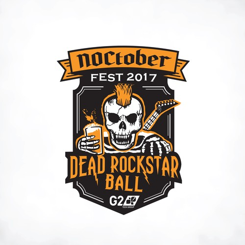 Design for the Dead Rockstar Ball 2017
