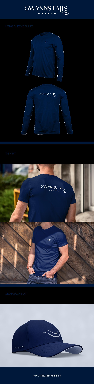 Apparel for Gwynns Falls Design