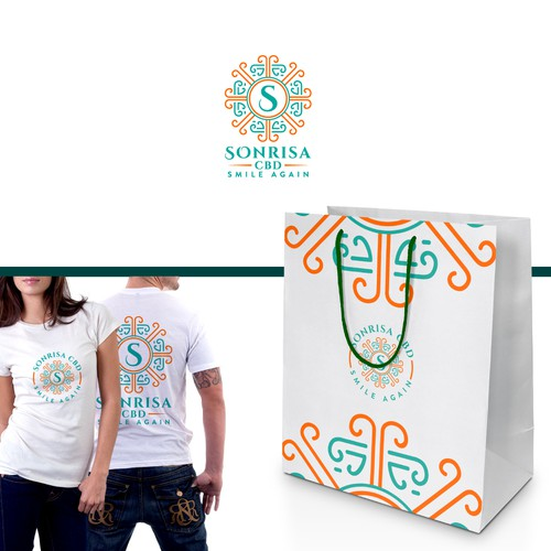 Sonisa Logo design