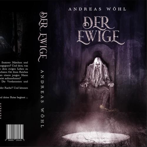 Horror Novel Cover