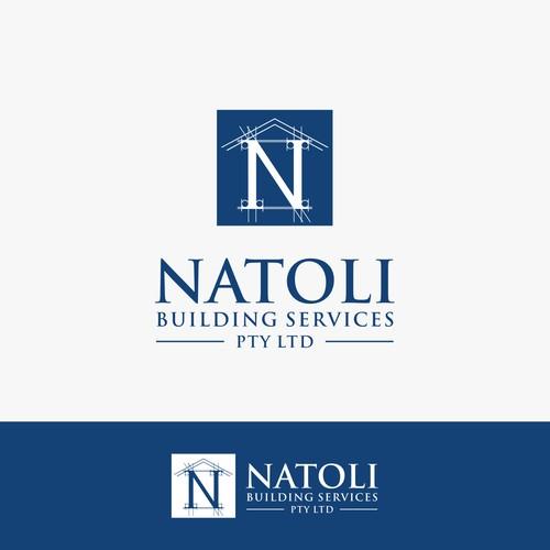 Create a logo for Natoli Building Services