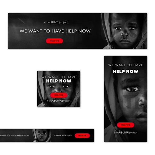 Banner Ads for our Charity!