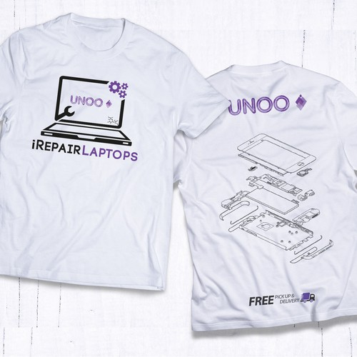 Unoo Shirt Design
